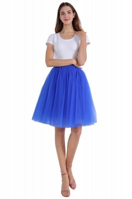 Bella Belle | Royal Blue Princess Ball Gown Skirt_9