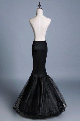 Badia   Cheap Black Mermaid Petticoat_3