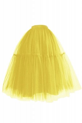 Bambi   Cheap Black Ball Gown Petticoat_6