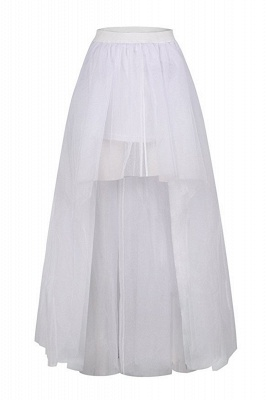 Blossom | Black Tassel High Low Petticoat_1