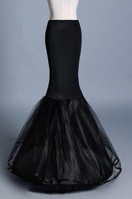 Badia   Cheap Black Mermaid Petticoat_6