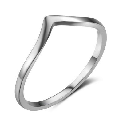Sterling Silver Ring Jewelry For Fashion Girl_1