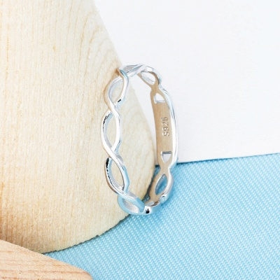 Sterling 925 Silver Ring? for Fashion Girl_3
