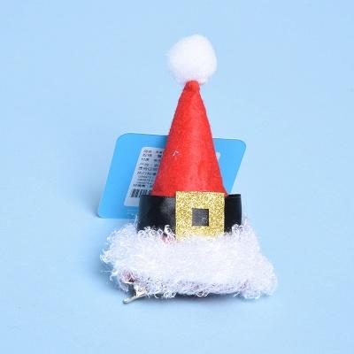 Christmas Ornaments, Santa Cap_1