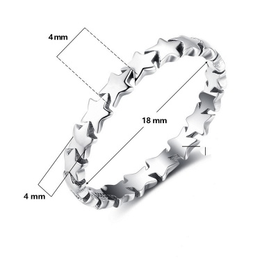 Sterling 925 Silver Ring? for Girls_7