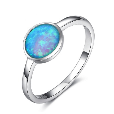 Fashion Alloy Plated Rings Jewelry_1
