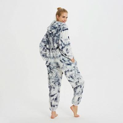Cute Hoodie Onesies Pyjamas for Women_5