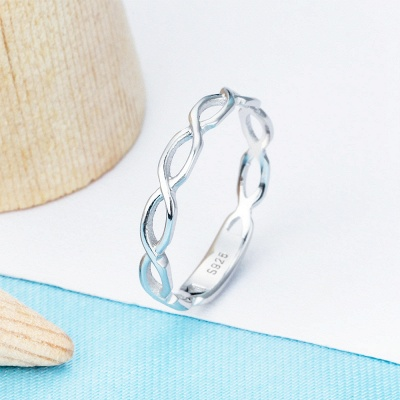 Sterling 925 Silver Ring? for Fashion Girl_8
