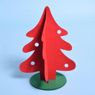 Christmas Decoration, Textile Christmas Tree_2
