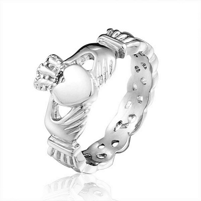 Fashion Sterling 925 Silver Ring?_1