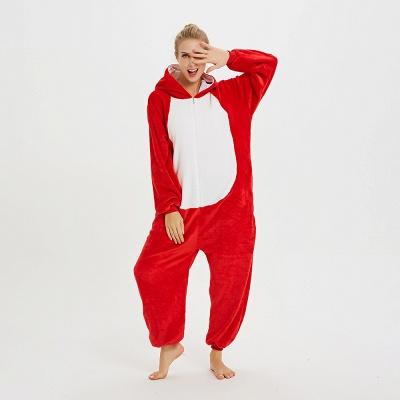 Lovely Pajamas Sleepwear for Women Hoodie Onesies_7