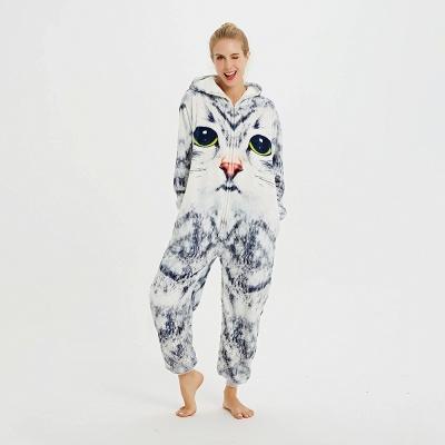 Cute Hoodie Onesies Pyjamas for Women_19