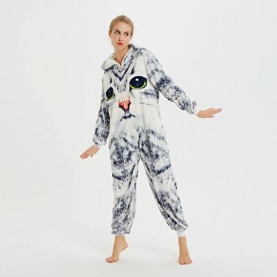 Cute Hoodie Onesies Pyjamas for Women_13