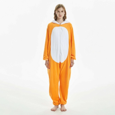 Adorable Adult Onesies Pajamas for Girls_3