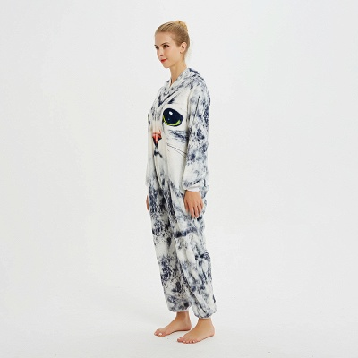 Cute Hoodie Onesies Pyjamas for Women_2