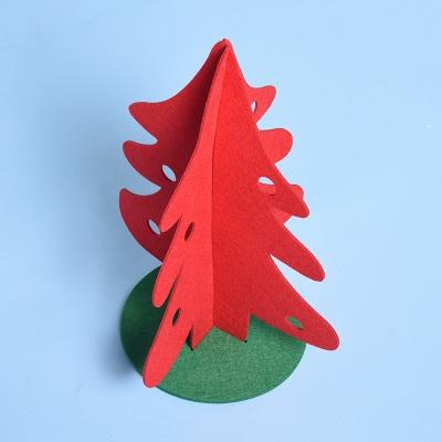 Christmas Decoration, Textile Christmas Tree_3