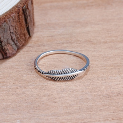 Stylish Alloy Plated Rings_6