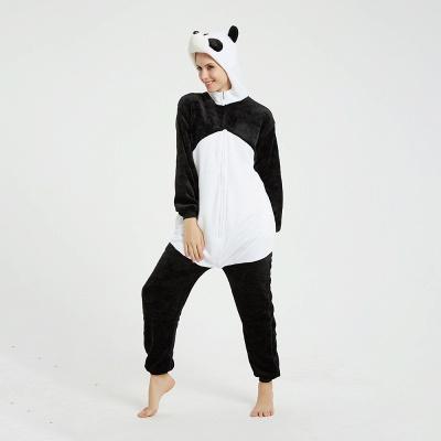 Cute Hoodie Pyjamas for Women Panda Onesies_7