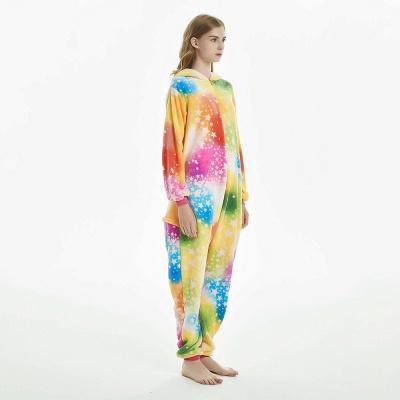 Downy Adult Onesies Pajamas for Girls_2