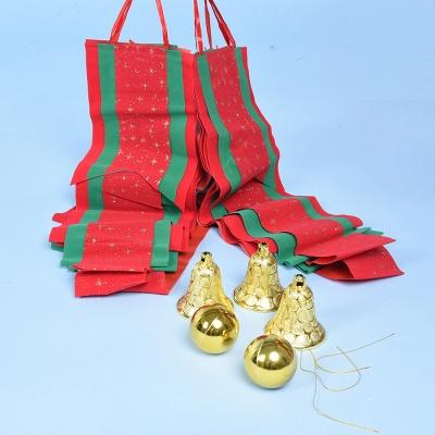 Christmas Decoration, 3 Layers Xmas Flag_2