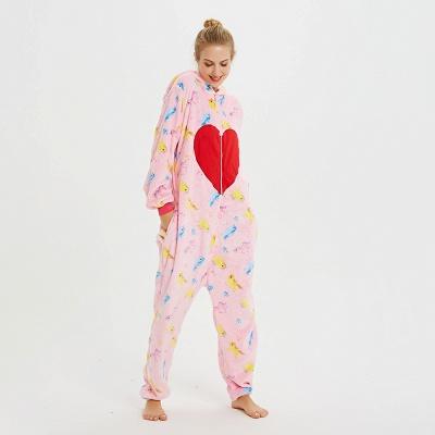 Cute Pyjamas for Women Unicorn Onesies, Pink_7