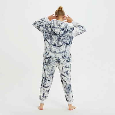 Cute Hoodie Onesies Pyjamas for Women_7