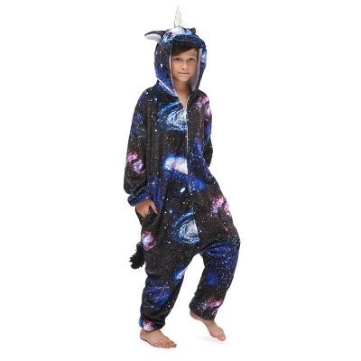 Cute Animal Sleepwear Astro Pegasus Onesie_1