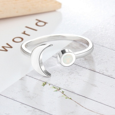 Alloy Plated Rings Jewelry for Ladies_4