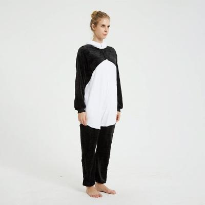 Cute Hoodie Pyjamas for Women Panda Onesies_2