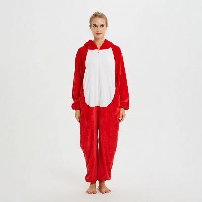 Lovely Pajamas Sleepwear for Women Hoodie Onesies_1