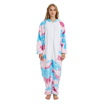 Lovely Pyjamas Sleepwear for Women Unicorn Onesies_12
