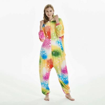 Downy Adult Onesies Pajamas for Girls_5