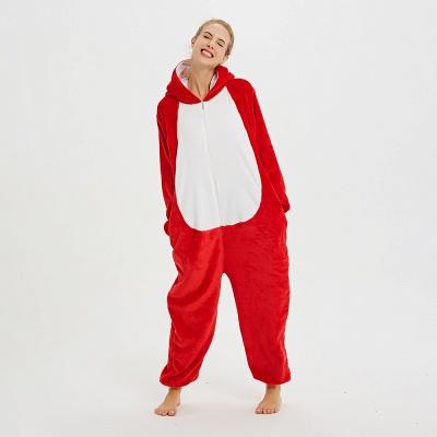 Lovely Pajamas Sleepwear for Women Hoodie Onesies_16