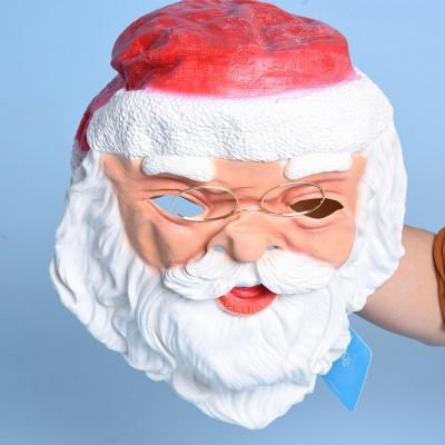 Christmas Decoration, Santa Claus Mask_2