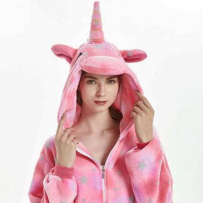 Super Soft Adult Onesies Sleepwear for Women_19