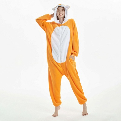 Adorable Adult Onesies Pajamas for Girls_17