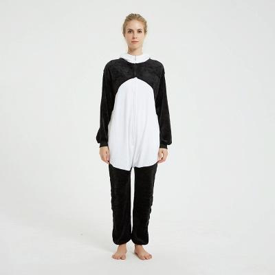 Cute Hoodie Pyjamas for Women Panda Onesies_1