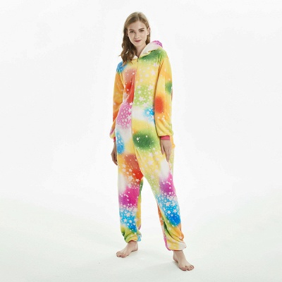 Downy Adult Onesies Pajamas for Girls_8