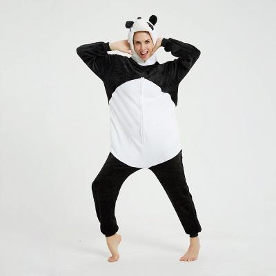 Cute Hoodie Pyjamas for Women Panda Onesies_10