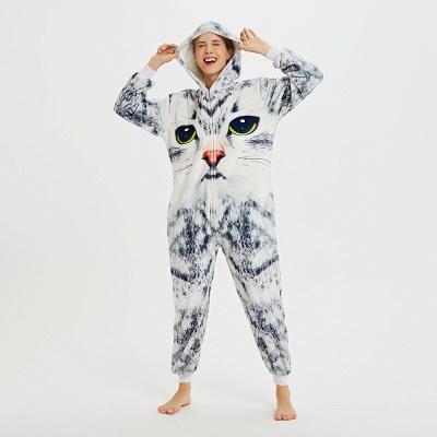 Cute Hoodie Onesies Pyjamas for Women_17