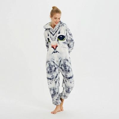 Cute Hoodie Onesies Pyjamas for Women_15