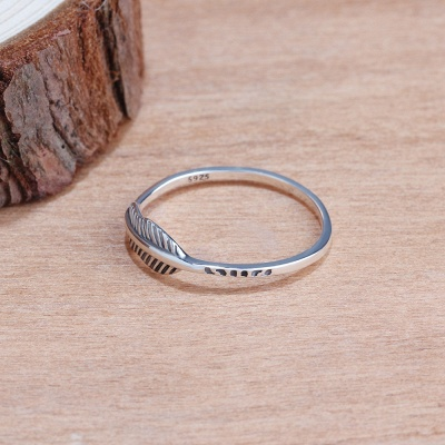 Stylish Alloy Plated Rings_7
