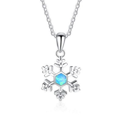 Personalized Alloy Plated Necklace Jewelry