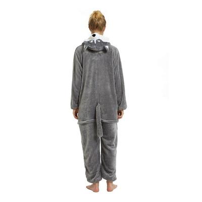 Adorable Adult Pyjamas for Women MashiMaro Onesie, Grey_19