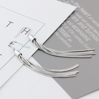 Personalized Sterling 925 Silver Earrings_7