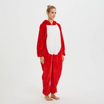 Lovely Pajamas Sleepwear for Women Hoodie Onesies_2