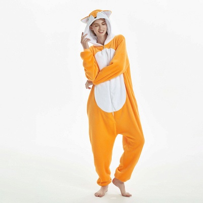 Adorable Adult Onesies Pajamas for Girls_12