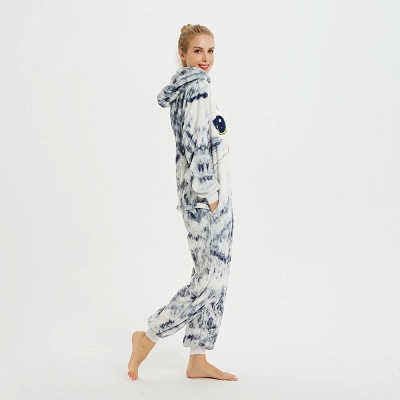 Cute Hoodie Onesies Pyjamas for Women_20