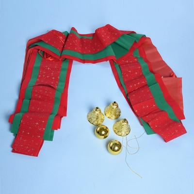 Christmas Decoration, 3 Layers Xmas Flag_5