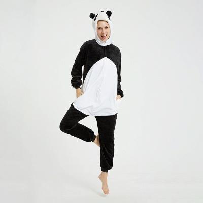 Cute Hoodie Pyjamas for Women Panda Onesies_16